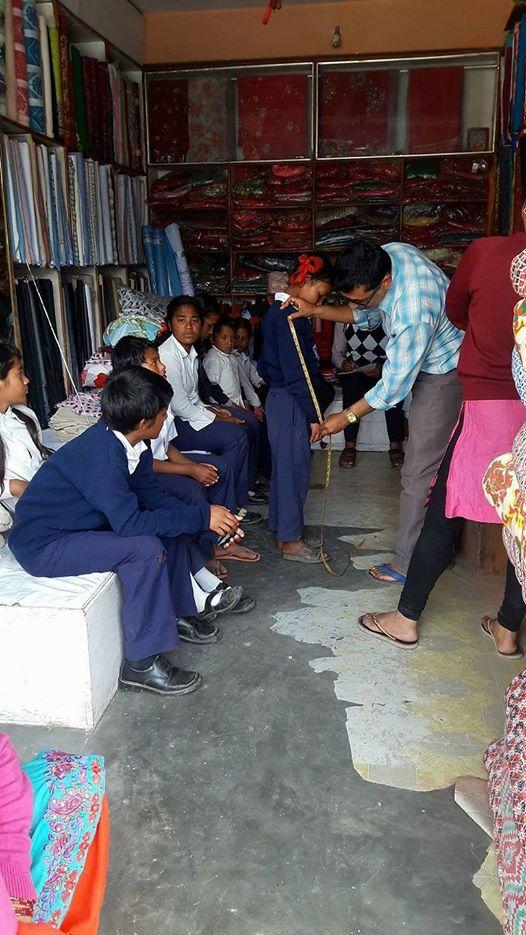 nepal vêtement 2