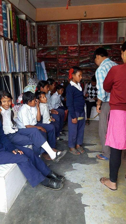 nepal vetement 1
